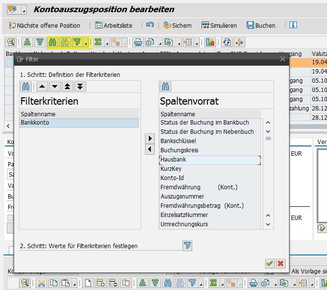 FEB_BSPROC: Filter- und Suchfunktionen in der FEB_BSPROC ...